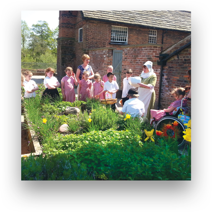 Astley Hall & Park group visit