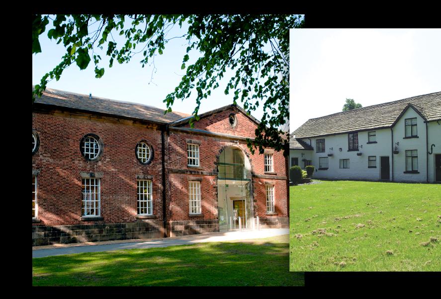 Coach House and Farmhouse