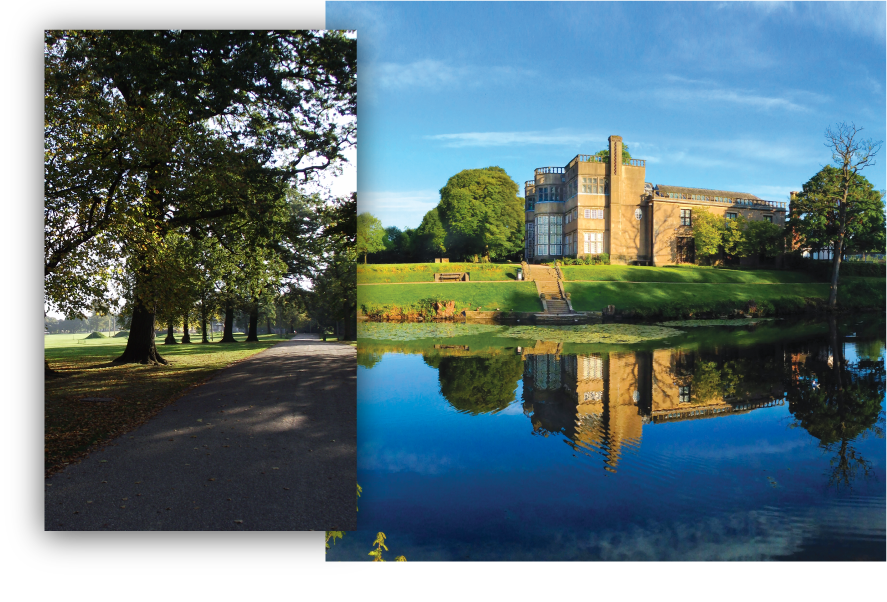 Astley Hall and Park