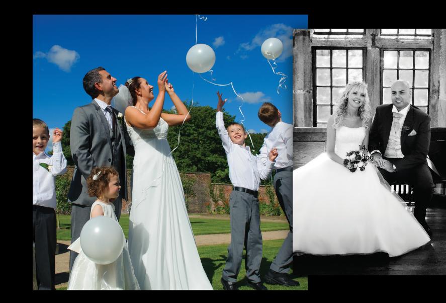 Wedding photos at Astley Hall