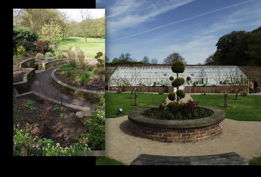Astley Park gardens